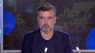 Directeur adjoint de Paris Match et grand reporter, Régis Le Sommier est invité dans le 23 heures de franceinfo jeudi 12 août. Il fait le point sur l'avancée des talibans en Afghanistan. (FRANCEINFO)