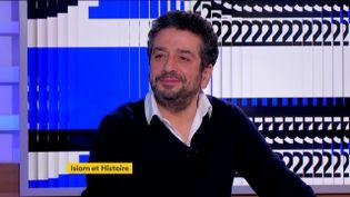 Yves Azeroual (FRANCEINFO)