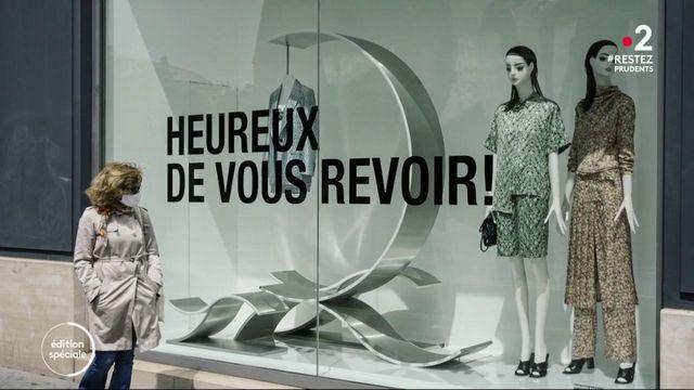 Feuilleton : la France face au déconfinement