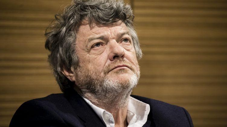 """Jean-Louis Borloo assure ne pas être""""un opposant au régime"""". (VINCENT ISORE / MAXPPP)"""