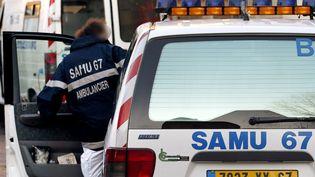 Le parquet de Strasbourg a ouvert une enquête préliminaire mercredi 9 maiaprès la mort de Naomi Musenga. (PIERRE ANDRIEU / AFP)