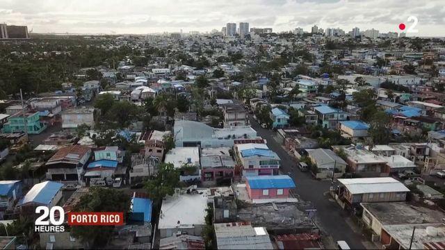 Porto Rico : une reconstruction difficile après l'ouragan Maria