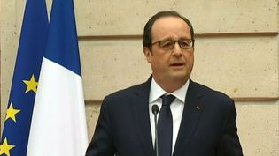 François Hollande, à l'Elysée, à Paris, le 10 mars 2015.
