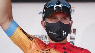Sonny Colbrelli a remporté la 2e étape du Tour de Romandie. (GUILLAUME HORCAJUELO / POOL)