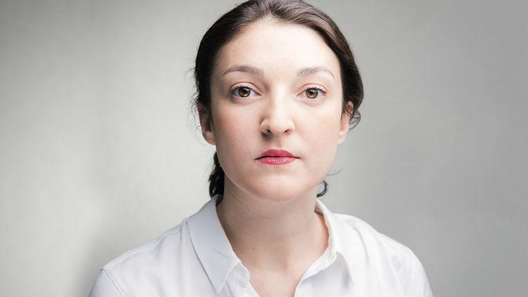 """Inès Bayard publie son premier roman """"Le malheur du bas"""" (Albin Michel)  (Géraldine Aresteanu)"""