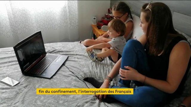 Déconfinement : les Français entre espoir et inquiétude