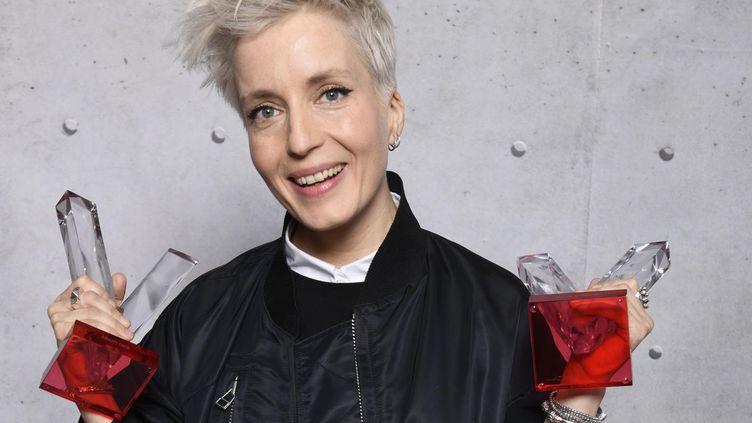 Jeanne Added, artiste féminine 2019  (France Télévisions)