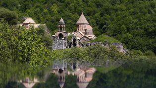 Monastère de Dadivank,Nagorny Karabakh, mai 2015 (ANDREY GOLOVANOV / AFP)