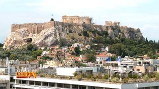 Grèce (CAPTURE D'ÉCRAN FRANCE 3)