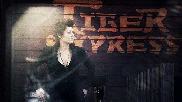 """La chanteuse nancéenne a enregistré son double-album """"Déprime et Collation"""" à Montréal  (Emma Picq)"""