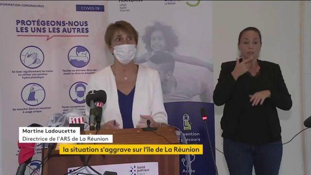 Covid-19 : la situation sanitaire s'aggrave sur l'île de La Réunion