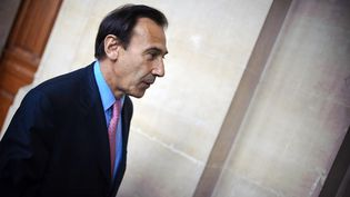 L'ancien patron de l'antiterrorisme Roger Marion, à Paris le 10 mars 2009. (OLIVIER LABAN-MATTEI / AFP)