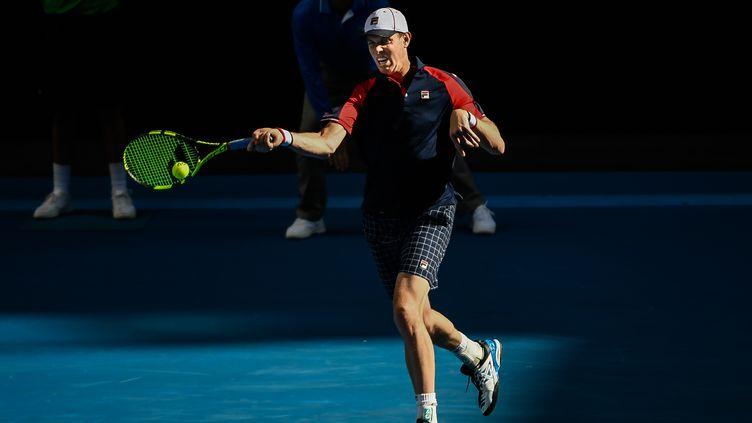 Isner surpris par son compatriote au tournoi de Memphis. (BACKPAGE IMAGES / BACKPAGE IMAGES LTD)