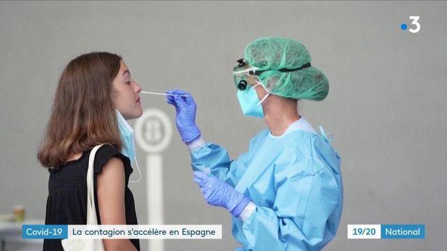 Espagne : résurgence de l'épidémie de covid-19