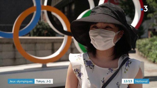 Jeux olympiques de Tokyo : dernière journée avant la cérémonie d'ouverture