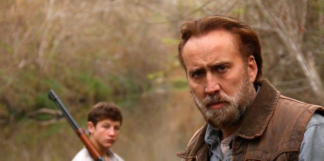 "Nicolas Cage dans ""Joe""  (Worldview Entertainment)"