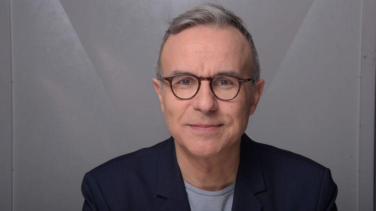 """Philippe Besson signe un nouveau roman intitulé """"Le dernier enfant"""" (JACQUES BENAROCH/SIPA)"""