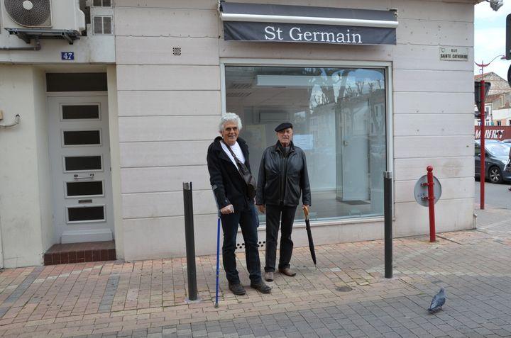 Serge, à Villeneuve-sur-Lot, le 16 mai 2013. (THOMAS BAIETTO / FRANCETV INFO)
