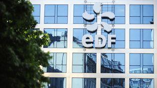 Siège d'EDF à Paris, le 17 juin 2009. (STEPHANE DE SAKUTIN / AFP)
