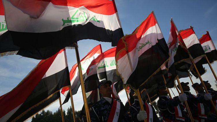 (AHMAD AL-RUBAYE / AFP)