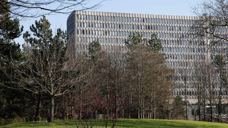 (Le siège du Bureau international du travail à Genève © Maxppp)