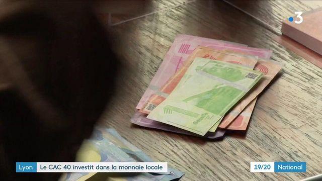 Lyon : la monnaie locale, la Gonette, est l'objet de convoitise d'un géant du CAC 40