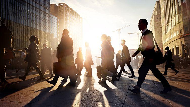 Comment bien reprendre le travail ? La question risque d'être délicate pendant les premiers jours du déconfinement. D'autant que beaucoup d'employés vont rester chez eux en télétravail. (Illustration) (GETTY IMAGES)