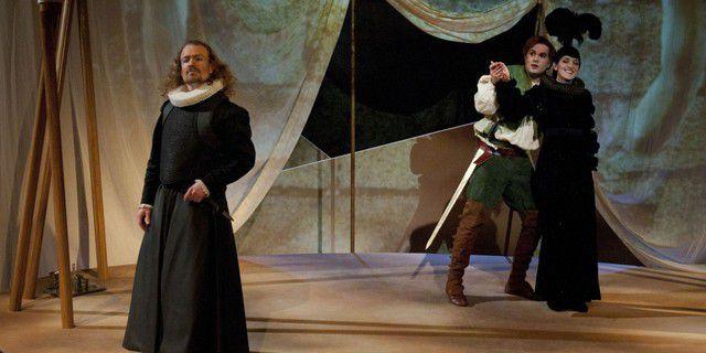 """En 2013, Christophe Ghristi avait dirigé la production """"Siegfried et l'anneau maudit"""" à l 'Opéra Bastille  (Elisa Haberer, Opéra national de Paris)"""