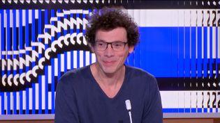 Sylvain Boulouque (FRANCEINFO)