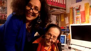 La fondatrice du New Morning Eglal Farhi passe le relais à sa fille Catherine.  (France télévisions)