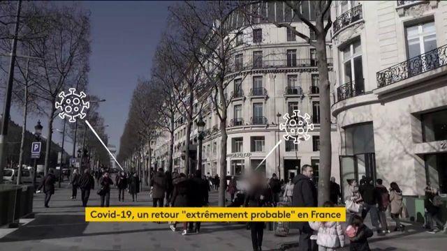 """Coronavirus : une deuxième vague """"extrêmement probable"""" en France selon le Conseil scientifique"""