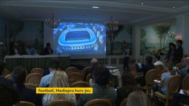 Football : Mediapro, récit d'un fiasco