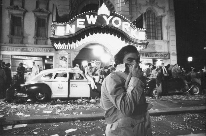 Martin Scorsese, New York, New York, 1977  (Martin Scorsese Collection, New York)