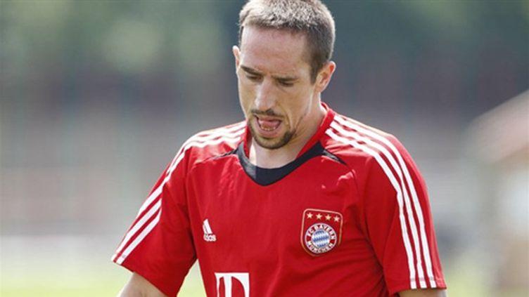 Franck Ribéry (Bayern Munich) (ALEXANDER SCHMIDT / AFP)