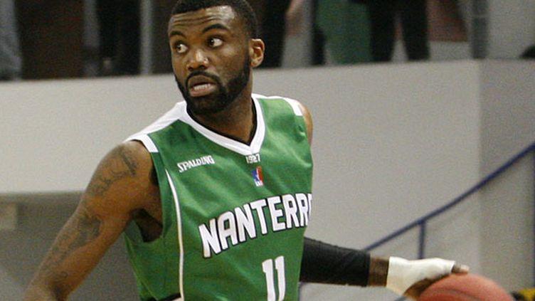Le joueur de Nanterre, Jamal Shuler