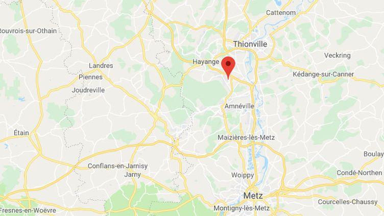 Fameck (Moselle). (GOOGLE MAPS)