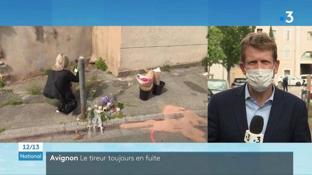 Policier tué à Avignon : le tireur en fuite est recherché par les autorités