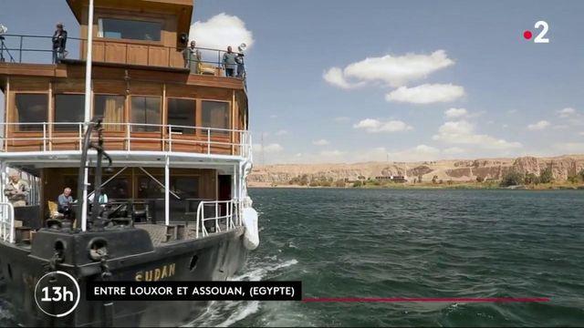 Egypte : à bord du Sudan pour une croisière sur le Nil
