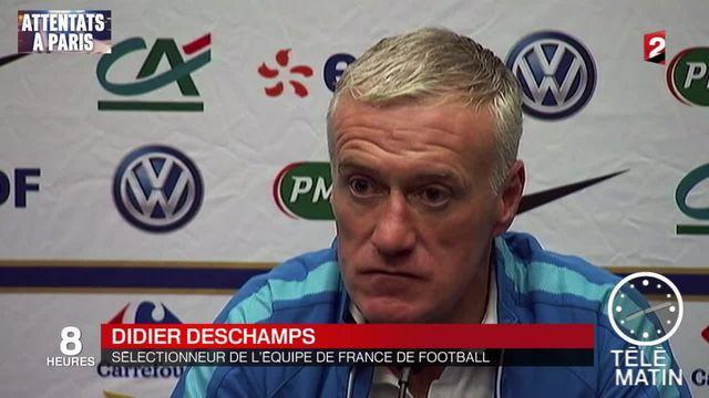 une Marseillaise inédite lors du match de foot Angleterre-France