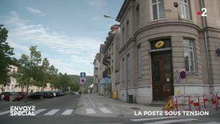 La Poste sous tension (ENVOYÉ SPÉCIAL  / FRANCE 2)
