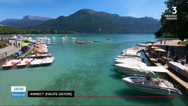 Haute-Savoie : les restaurateurs d'Annecy soulagés de pouvoir reprendre le travail