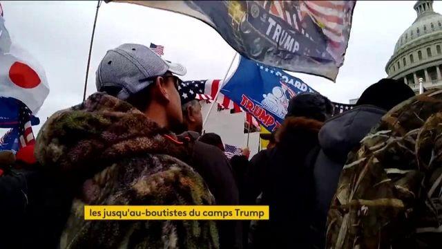 États-Unis : rencontre avec une militante pro-Trump