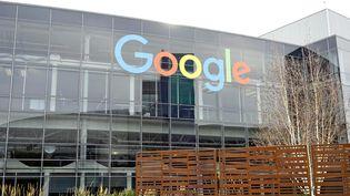 Le siège de Google, à Mountain View en Californie (Etats-Unis), le 17 décembre 2019. (YASUAKI KOBAYASHI / AFP)