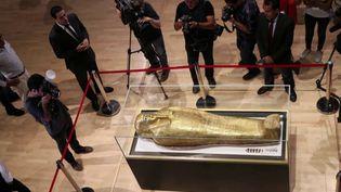 Plusieurs personnes ont été entendues par la justice qui les soupçonne d'avoir profiter de l'instabilité politique dans plusieurs pays afin d'en piller les trésors archéologiques. (France 3)