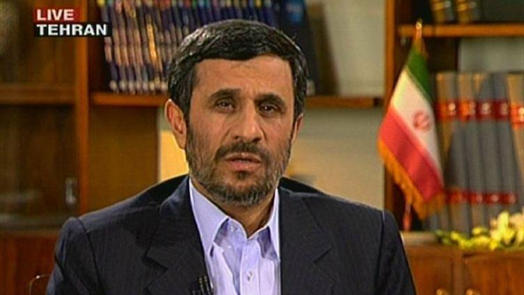 Le président iranien, Mahmoud Ahmadinejad le 1er décembre 2009 (AFP)