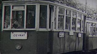 Le tout premier tramway a été inauguré il y a 131 ans à Clermont-Ferrand, en janvier 1890. Délaissé au profit des bus, il fait son grand retour au début des années 2000. (France 2)