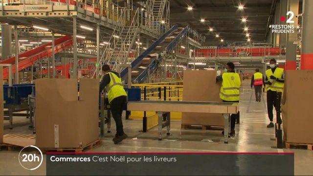 Reconfinement : le secteur de la livraison recrute