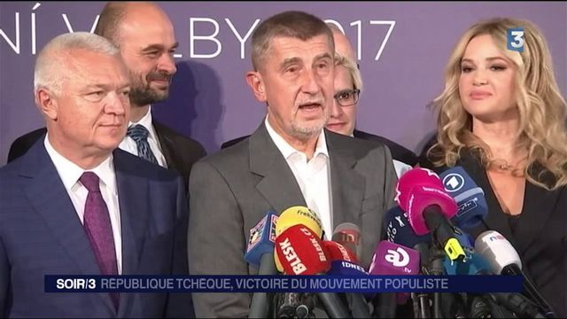 République tchèque : victoire du mouvement populiste