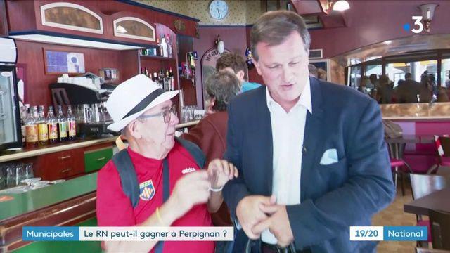 Municipales : le Rassemblement national à Perpignan ?