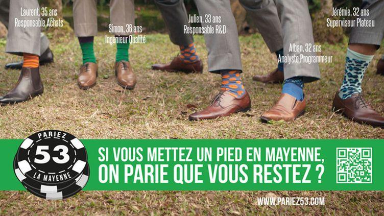 (Le département de la Mayenne lance une campagne pour « recruter » des habitants © jce-laval)